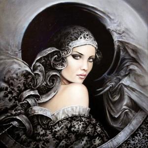 женщина богиня