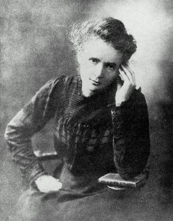 яркие женщины: Мария Склодовская-Кюри