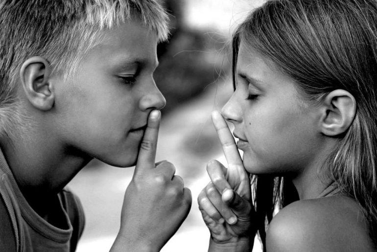 умение промолчать